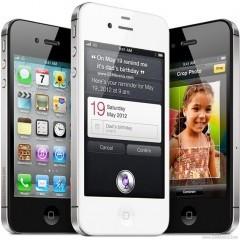 Vand IPHONE 4S 16GB BLACK = 369 Euro = Telefoane Second Hand foto