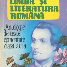 Boatca, M. s. a.; LIMBA SI LITERATURA ROMANA - CLASA A VI-A - Manual scolar Altele, Clasa 6