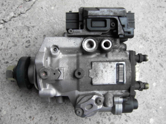 Bosch Vp44 Injection Pump And Lift Pump Failures Explained | Autos