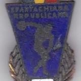 Insigna sport Spartachiada Republicana 1964