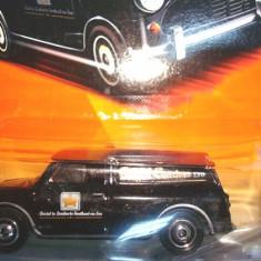 Macheta auto Matchbox, 1:64 - MATCHBOX-AUSTIN MINI VAN .++2100 DE LICITATII !!