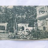 CP-BAILE GOVORA-CASTELUL APELOR - Carti Postale Romania dupa 1918, Circulata