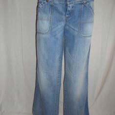 BLUGI / JEANS WIGGY dama originali marimi W29 1+1 GRATIS - Blugi dama Lee Jeans, Culoare: Din imagine, Lungi