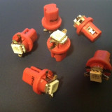 Leduri SMD bord ,led bord -Rosu ,red