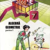 MATEMATICA - CULEGERE PT CLASA A VII A PARTEA I de DAN BRANZEI MATE 2000 COMPER ED. PARALELA 45 - Culegere Matematica