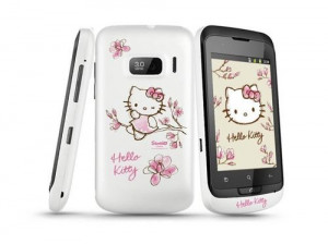 Alcatel OneTouch 918 Hello Kitty foto