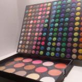 Trusa de Machiaj Profesionala 183 Culori Farduri FRAULEIN - Trusa make up Alta Marca
