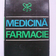 Dictionar cronologic de medicina si farmacie (1975)