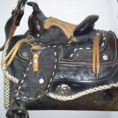 Geanta hand-made