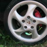 "Set Jante Porsche 18"" - Janta aliaj"