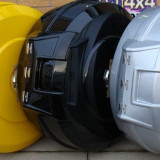 CAPAC ROATA HUMMER H3 DIN ABS - Capace Roti