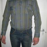 Camasa originala Quickmatch -S - slim fit -nepurtata niciodata - primita cadou din Danemarca si imi este mica - Camasa barbati
