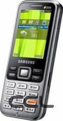 Telefon mobil Samsung C3322 DualSIM Black foto mare