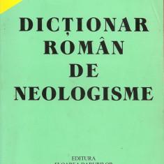 Ciobanu / Paun / Popescu-Marin / Stefanescu-Goanga - Dictionar Roman de neologisme