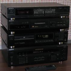 Linie Sony - Combina audio Sony, Separate