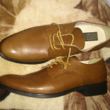 PANTOFI PACIOTTI - Pantofi barbati Cesare Paciotti, Marime: 39, 41, 42, Culoare: Bleumarin, Maro, Marime: 42, Maro