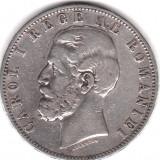 Monede Romania - * Moneda 5 lei 1883