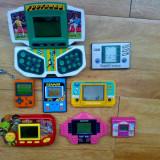 Jocuri Game Boy - Jocuri electronice tip game watch + Nintendo mini gameboy Soccer, football etc