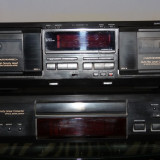 VAND DECK TC-WE435 / CD-Player CDP-XE220 - Deck audio Sony