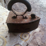 Fier de calcat din metal