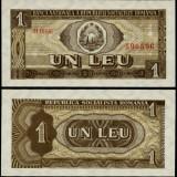 1 LEU 1966 UNC, An: 1966