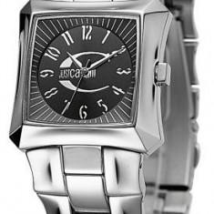 Just Cavalli R7253106625 ceas dama nou, 100% veritabil. Garantie.In stoc - Livrare rapida., Casual, Quartz, Inox, Rezistent la apa