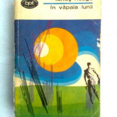 Fanus Neagu - In vapaia lunii, Ed. Minerva, 1971, Biblioteca pentru toti, 408 pag. - Roman