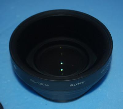lentila wide Sony VCL-HG0758 foto