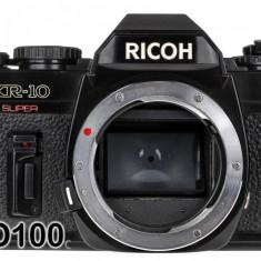Ricoh KR-10 Super - defect montura Pentax - Aparat Foto cu Film Ricoh