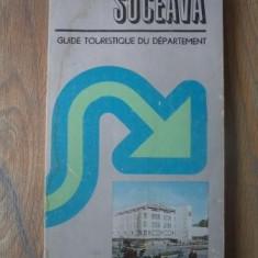 Ghid de calatorie - Ghid turistic - Suceava - limba franceza