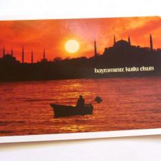 Ilustrata Istorie, Arta - MOSCHEE - Turcia, necirculata - noua - 2+1 gratis toate licitatiile - CHA49 - Carte postala tematica