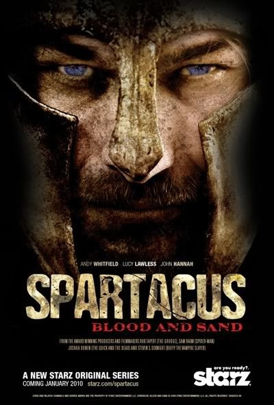 Spartacus - 4 sezoane, subtitrat in romana foto mare