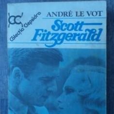 Carte de aventura - Andre Le Vot - Scott Fitzgerald