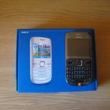 Telefon mobil Nokia C3, Negru, Neblocat - Vand Nokia C3-00