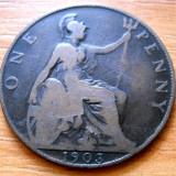 ANGLIA ONE PENNY 1903