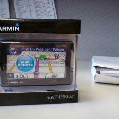 Gps GARMIN NUVI 1390LMT - Suport auto GPS