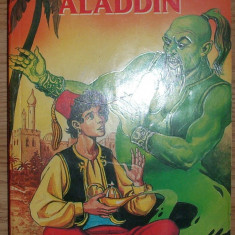 Lampa lui Aladdin - Roman
