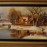 Tablouri peisaje - Pictor roman, Realism