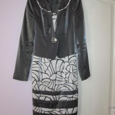 Costum dama - Costum ocazie Leonard Collection + pantofi BBUP piele asortati la costum