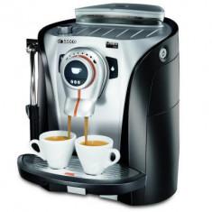 Expresor Saeco Odea Giro Plus IEFTIN SI BUN - Espressor Manual Saeco, Cafea boabe, 15 bar, 1.5 l, 1300 W