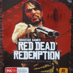 Red Dead Redemption - Limited edition PS3 - Jocuri PS3 Rockstar Games