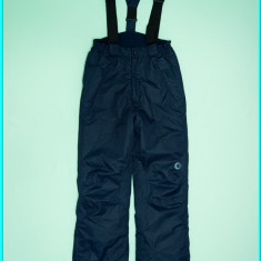 Haine Copii 10 - 12 ani, Salopete, Unisex - NOI _ Pantaloni tip salopeta de iarna, impermeabili, ALIVE _ copii | 11 - 12 ani