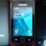 Vand sau skimb Samsung Galaxy Gyo - Telefon mobil Samsung Galaxy Gio, Negru