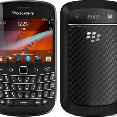 BlacBerry 9900 cu garantie 1 an, codat in Orange - Telefon mobil Blackberry 9900, Negru