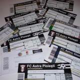 Lot bilete meciuri fotbal ASTRA