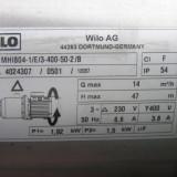 Hidrofor wilo