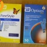 freestyle optium xceed Teste de glicemie pt aparat glucometru