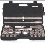 "Cheie mecanica - 330522-Trusa set chei tubulare 3/4"" si 1""-26 piese pentru camioane"