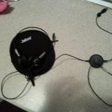 Casti Jabra Biz 2400 DUO, Casti On Ear, Cu fir, USB, Active Noise Cancelling