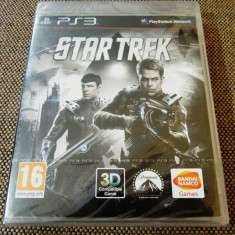 Joc Star Trek, PS3, original si sigilat, alte sute de jocuri! - Jocuri PS3 Namco Bandai Games, Actiune, 16+, Single player